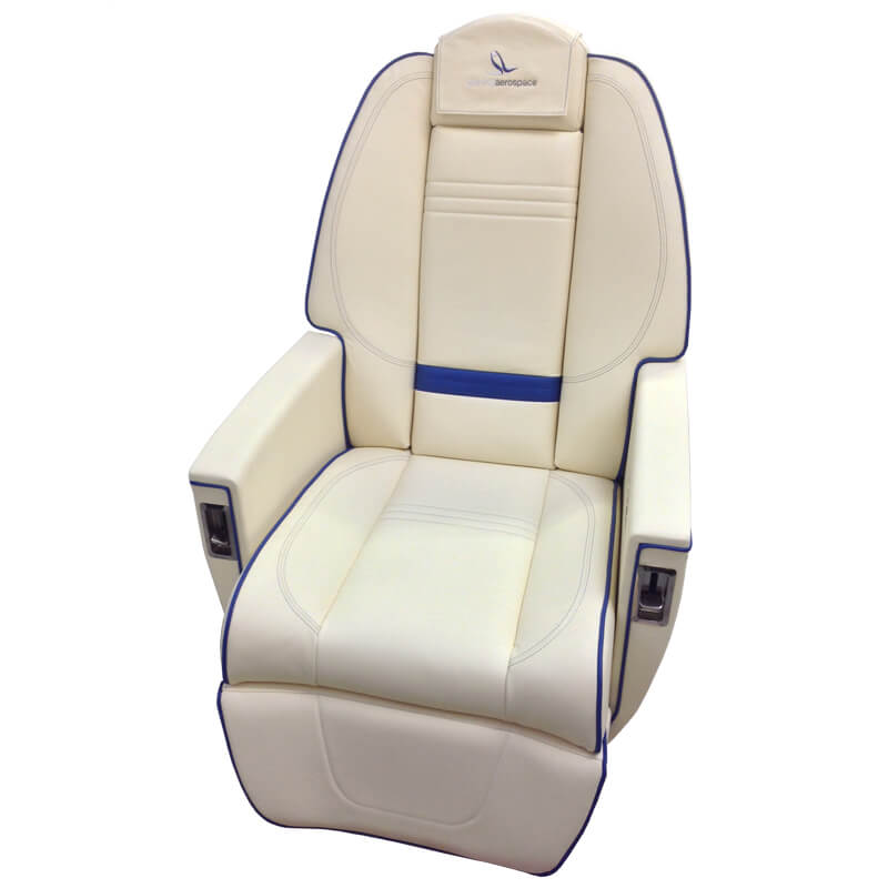 VIP Track and Swivel Seat