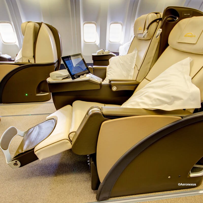Luxury bed now onboard the VIP Boeing 767-300ER | Starling