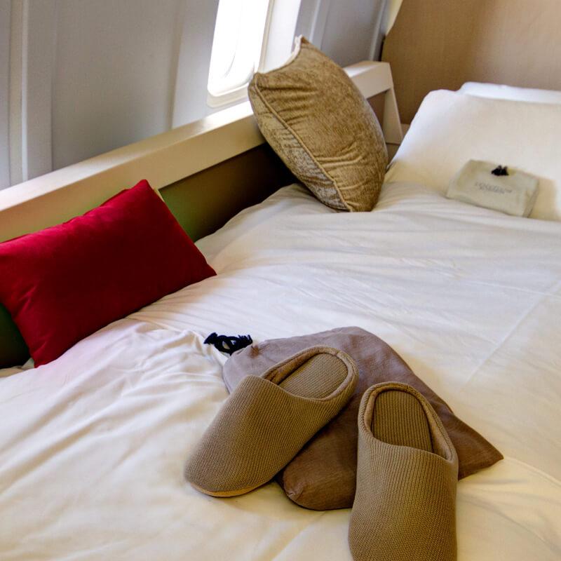Total comfort  (Aeronexus VIP Boeing 767-300ER)