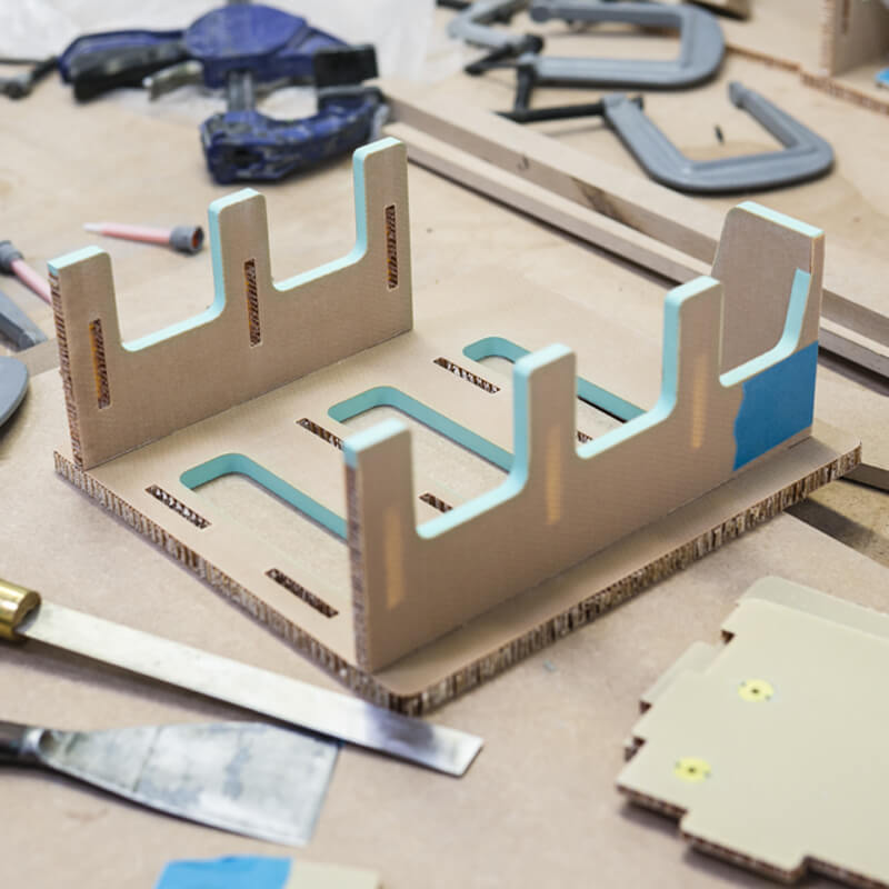 CNC routing capabilities for repeat product