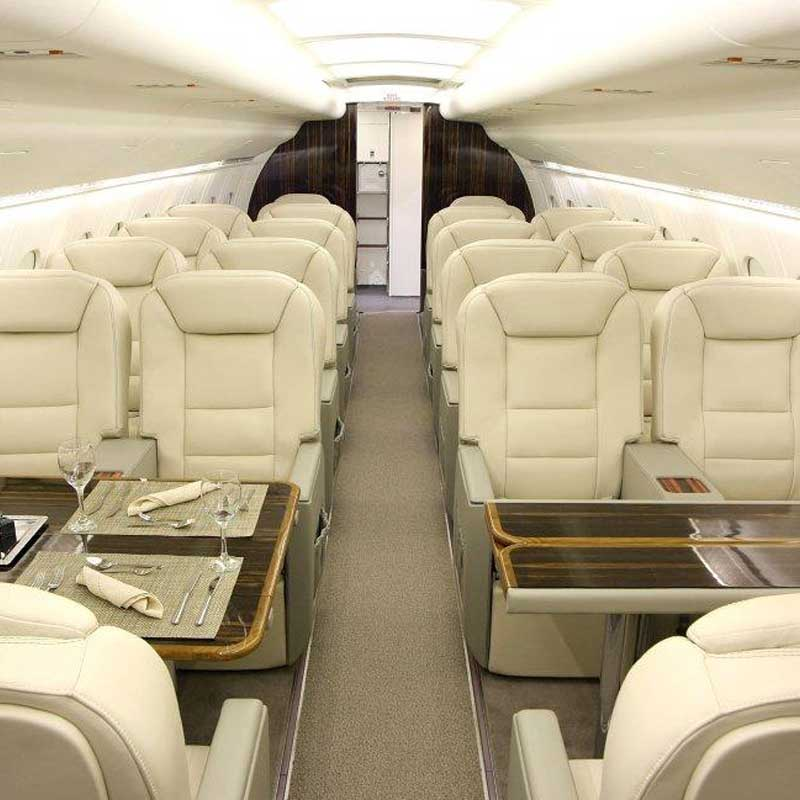Aircraft Interior Design Starling Aerospace