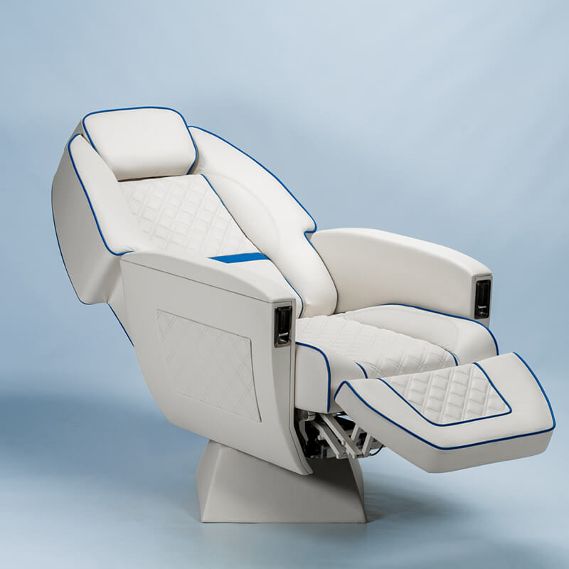 Next generation VIP Track and Swivel Seat