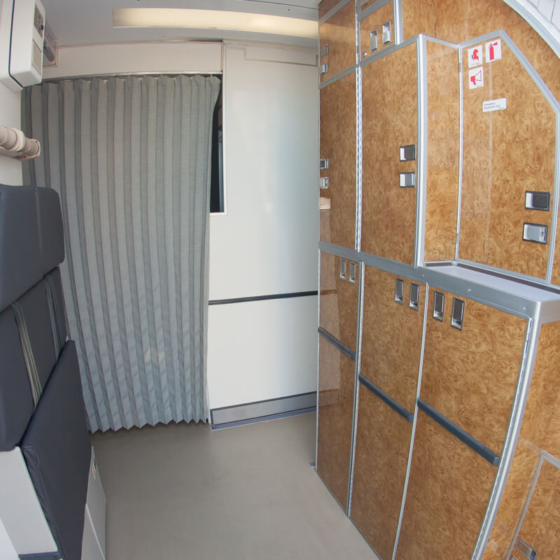G7 galley uplift for B373