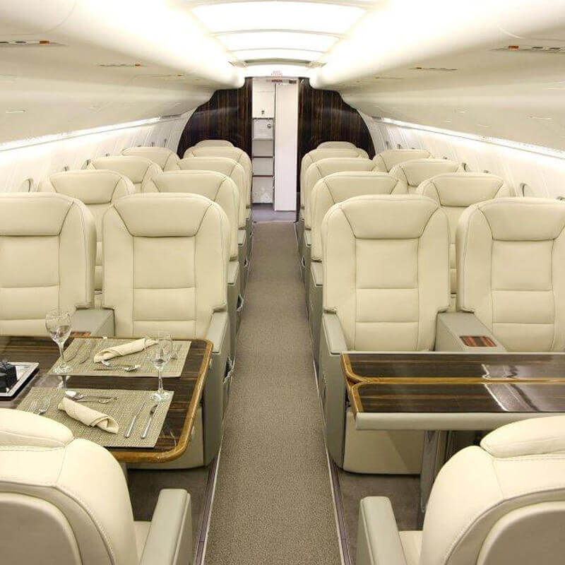We Look Forward To Weling Pengers On Our New Hawker 800xp