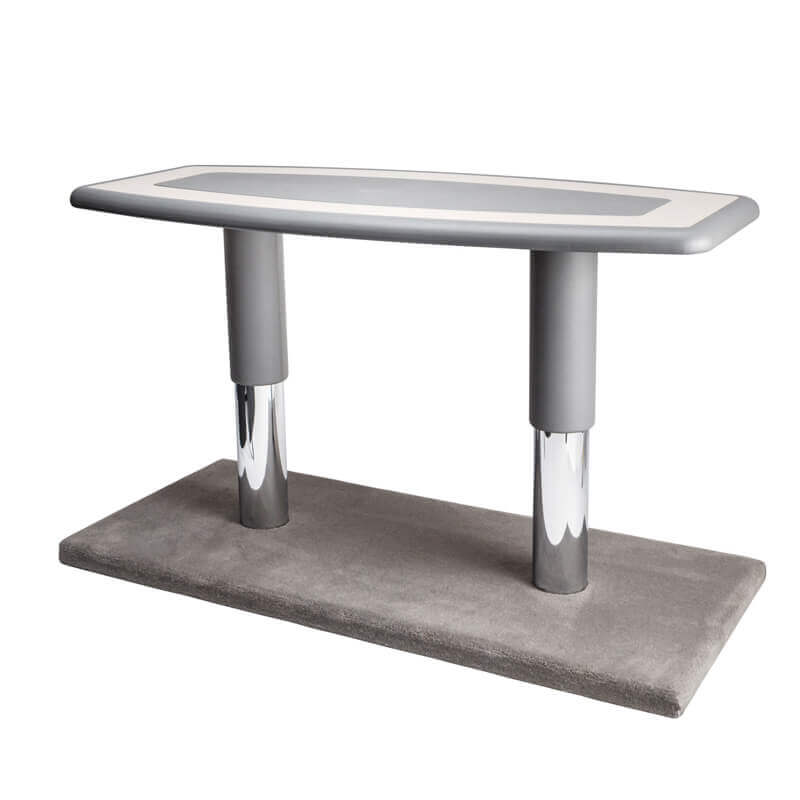 Hi Lo Table for aircraft interiors