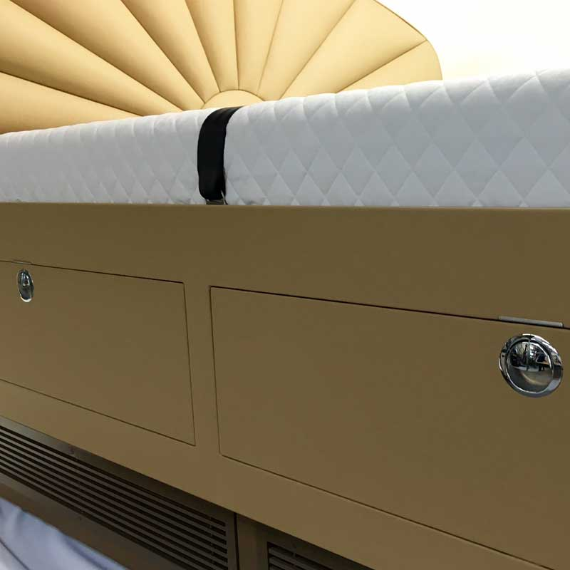 Aircraft Interior Bed Solution